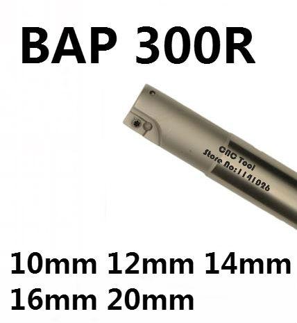 BAP 300R C10 10-120 C12-12-130 C16-16-150 C20-20-150 C20-21-150/200 CNC Indexable Face Mill Holder For APMT1135 Carbide Insert