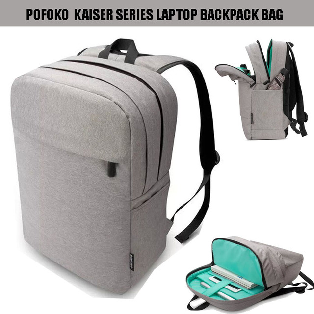 Aliexpress.com : Buy Laptop Backpack/ Bag, 15.6 inch POFOKO Caesar ...