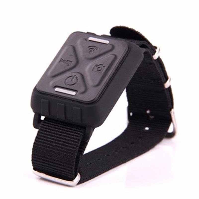 100% Wahr Neue Drahtlose Handgelenk Fernbedienung Uhr Für Gitup Git1/git2 Sport Action Kamera Zubehör Schwarz Buy One Give One