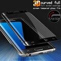 GXE 3D Изогнутые Полное Покрытие Экрана Закаленное Стекло Для Samsung Galaxy A3 A5 A7 2017 S7 S6 Край Плюс Протектор Экрана Полный охват