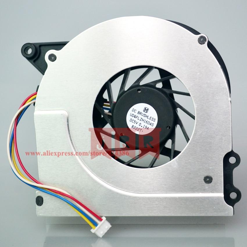 (10 шт./лот) Новый Ноутбук ПРОЦЕССОРА Вентилятор Охлаждения Для ASUS X51 X51R X51L X51RL X51H UDQFLZH16DAS 4 PIN