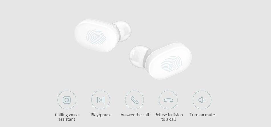Xiaomi Mi AirDots TWS Bluetooth Earphones Youth Version (19)