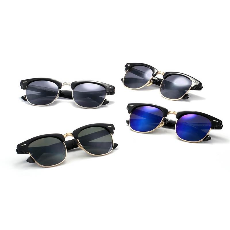 Fashion Eyewear Folding Polarized Sunglasses Oculos De Sol Classic - Kledingaccessoires