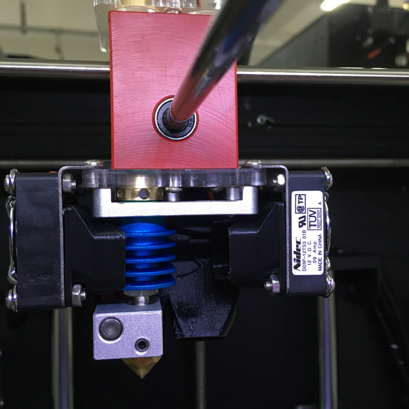 DX01 Single Extruder Build Size 300*250*300 mm Metal Frame 3D Printer - Office Electronics - Photo 5