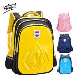 Torby szkolne dla nastoletnich dziewcząt chłopiec mochila escolar PU skórzany plecak wodoodporny infantil bookbag o dużej pojemności plecak szkolny 1