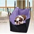 Chegada nova Cat Dog Pet Car Voltar Traseira Do Assento Transportadora Tampa tampa Pet Dog Mat Blanket Mat Hammock Cushion Protector Fodable