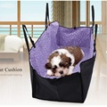 New Arrival  Pet Dog Cat Car Rear Back Seat Carrier Cover Pet Dog Mat Blanket Cover Mat Hammock Cushion Protector Fodable