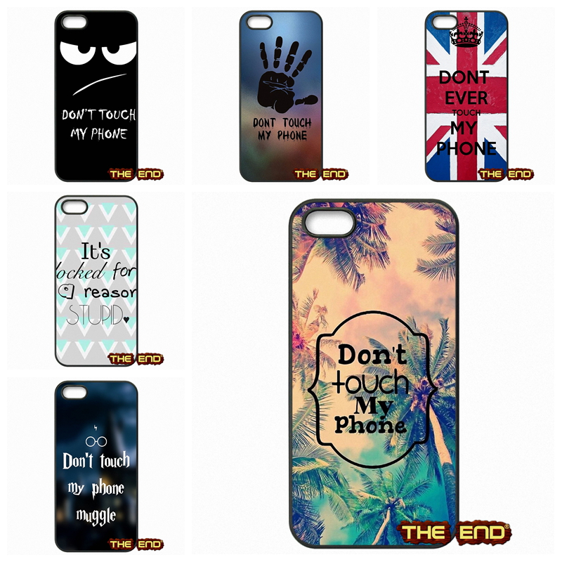 Lock Screen Wallpaper Cell Phone Covers Shell For Iphone X  C Se   Plus Galaxy J J A S S S Edge In Half Wrapped Case