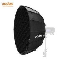 Godox AD S65S 65cm 실버 깊은 파라볼 릭 softbox 벌집 그리드 godox 마운트 소프트 박스 ad400pro 들어|소프트 박스|   -