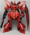 DABAN 6631 modelo MG 1/100 MSN-04 Sazabi Gundam Ver. Ka Mobile Suit crianças brinquedos