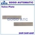 High quality Valve plate 2HP/3HP/4HP Compressor valves 57*11mm V-0.21V-0.25V-0.36 shrapnel Spacer Air compressor accessories