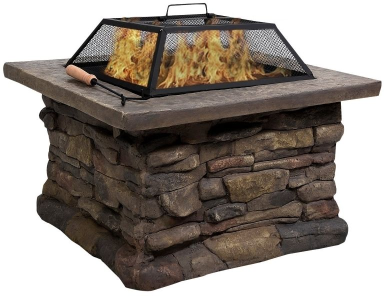 Outdoor Fireplace Size75CM*75CM*60CM