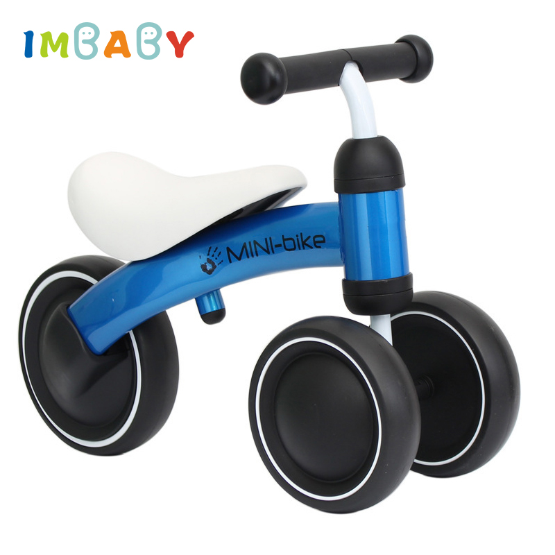 Baby Balance Bike Bicycle Children Baby Walker Baby Bike Tricycle Triciclo For 1 3Years Old Infant