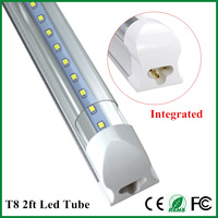 1 Piece LED Tubes 2ft T8 600mm 10W Led Tube Light 2FT AC85 265V G13 SMD2835