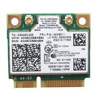 7260HMW + BT 4 0 MINI-PCI E WLAN-KARTE INTEL 7260BN WIRELESS-N Für Lenovo 04X6011 K4350 K4250 B5400 M5400 S410 S310 S540