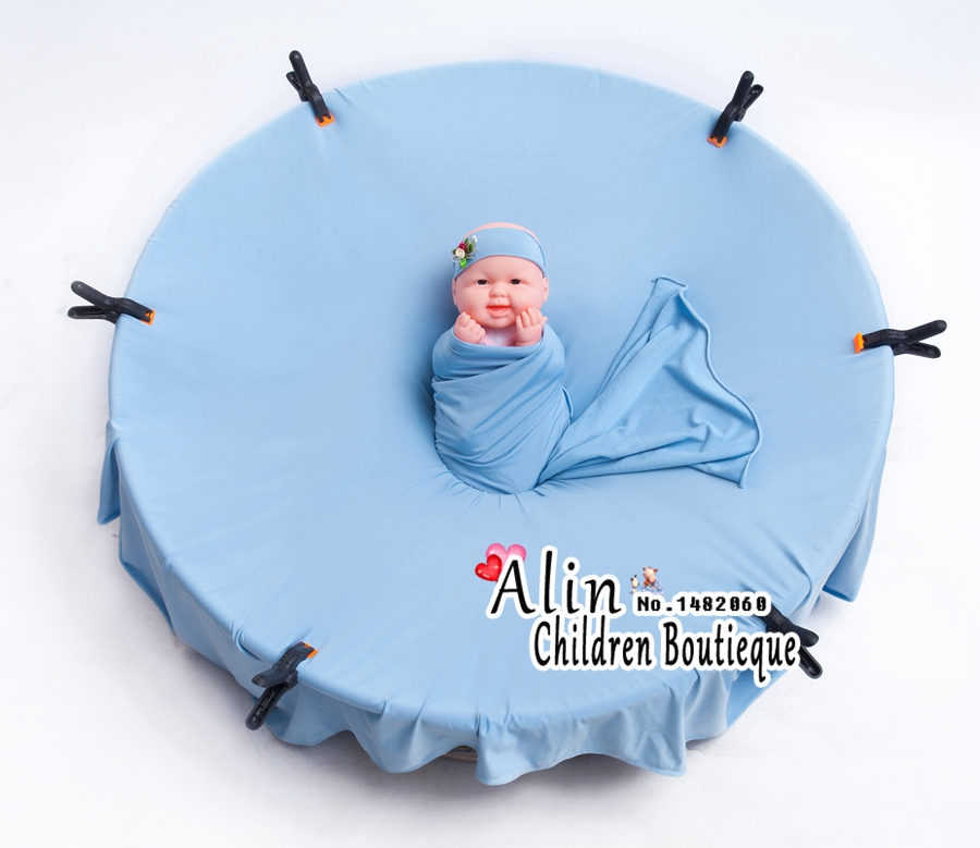 Two Size Baby Photography Prop Beanbag Frame,Newborn Steel Bed Baby Photo Prop,#P2197