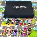HOT WHEELS Hot pequeño coche deportivo 1: 64 Unidades coche de juguete Para Niños Fast & Furious Hermosa caja de regalo De Aleación modelo de coche Regalos para niños