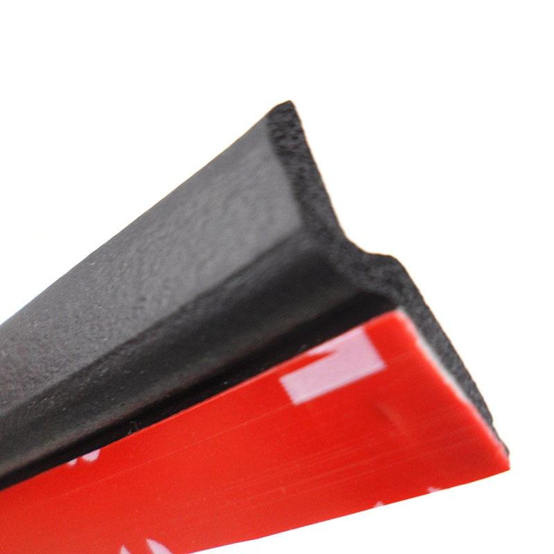 4m Z-shaped Door Insulation Rubber Seal For Citroen C-Quatre C-Triomphe Picasso C1 C2 C3 C4 C4L C5 Elysee/DS-series