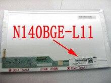 """N140BGE-L11 N140BGE L11 1366*768 матовый ЖК-дисплей Экран LED Дисплей Панель для новых 14 """"WXGA HD Дисплей RevC1, RevC2"""