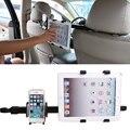 Asiento Trasero del coche Reposacabezas Soporte Ajustable de Soporte Soporte soporte de la tableta kit 7-10 pulgadas para iphone6 para samsung para ipad 4 aire