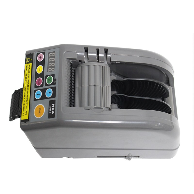 2019 hot adhesive tape die cutting machine for 60mm width ZCUT-9