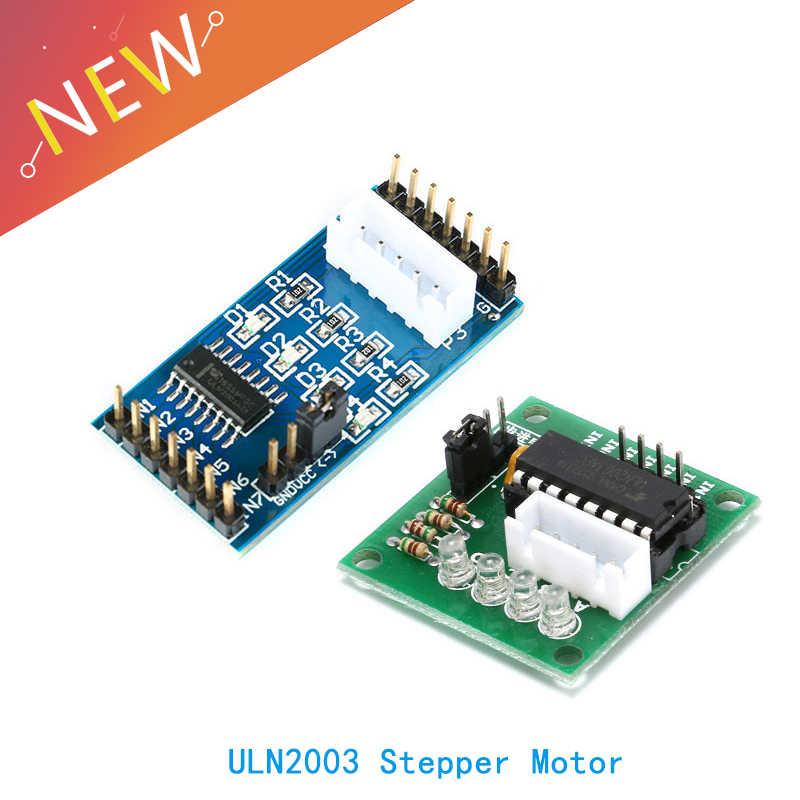 Details about  /12V Stepper Motor 28BYJ-48+Drive Test Module Board ULN2003 5 Line 4 Phase