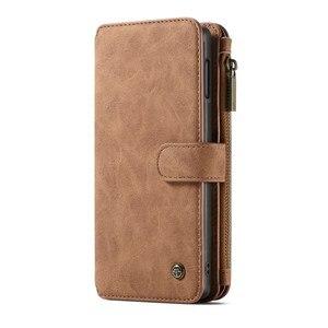 Image 3 - Кожаный чехол для Samsung Galaxy note 8 9 10 20 s8 s9 s10 5g S20 plus ultrass10e s7 edge, кошелек, чехол Etui, Модный чехол для телефона