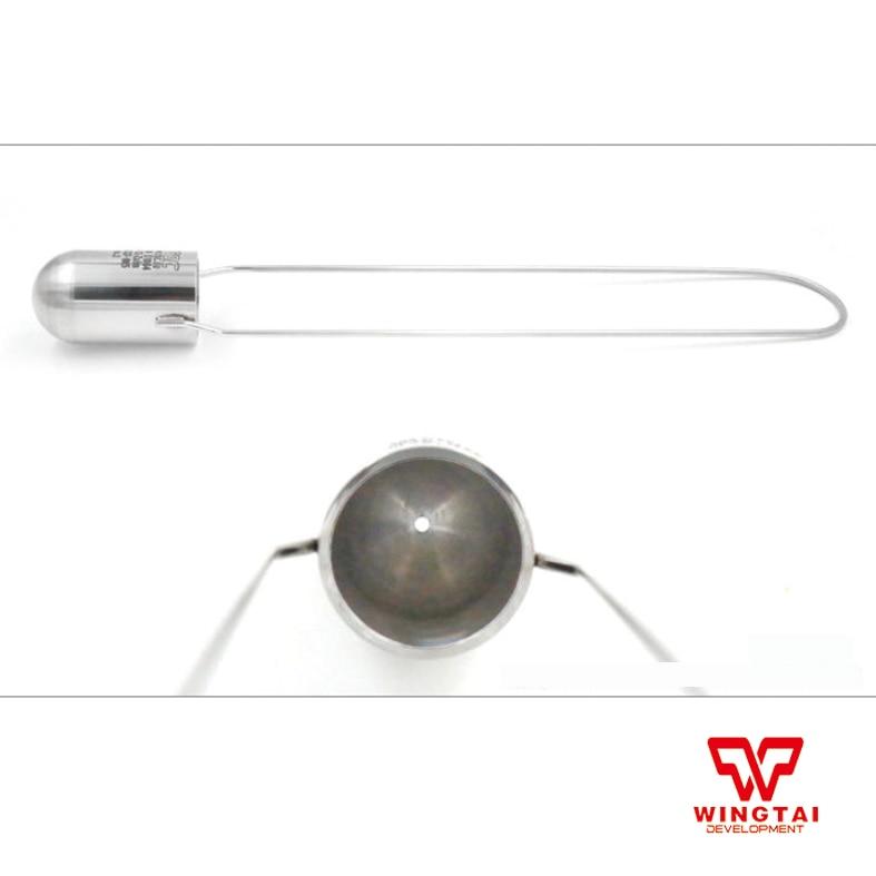Netherlands TQC Viscosity Cup  VF2228 Immersion Stainless Steel Viscosity Meter ASTM D 1084,ASTM D4212 недорого