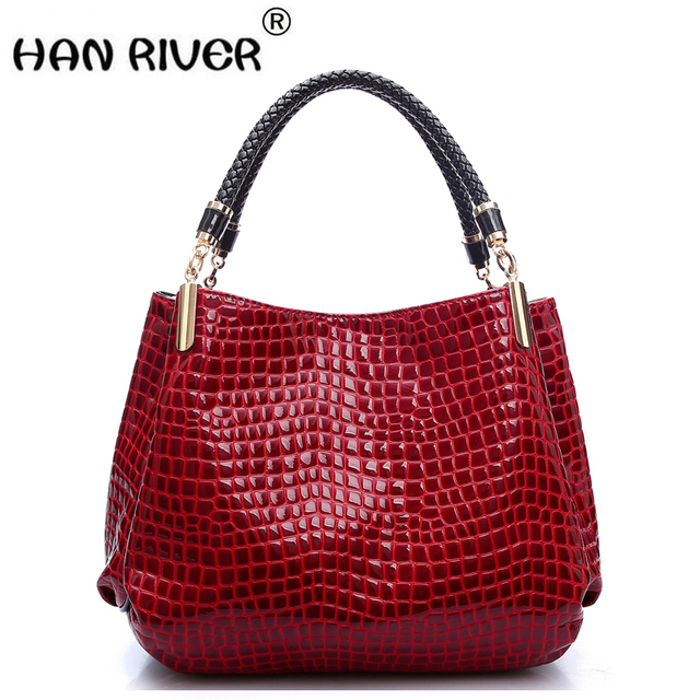 76e91ff4b5 2018 spanish luxury Alligator bag for handbag women famous brand designer  handbag brand Ladies hand bag sac a main femme