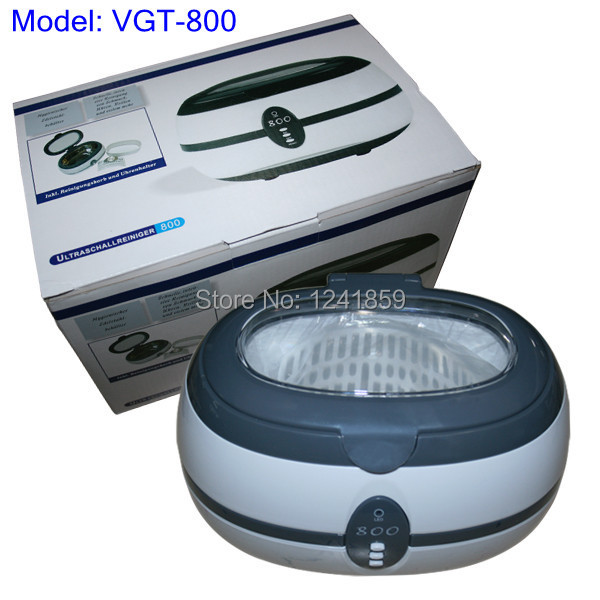 Mini Digital Household Ultrasonic Cleaner Supply VGT-800#