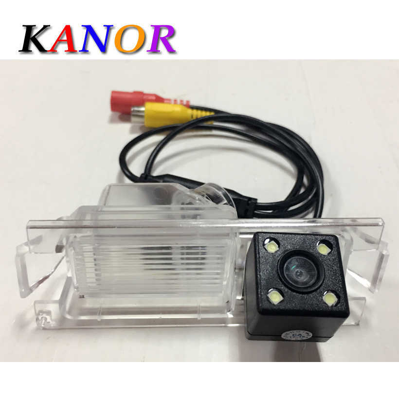KANOR Suitable For KIA Ceed HD CCD Image Waterproof Night Version Car Rearview parking font b
