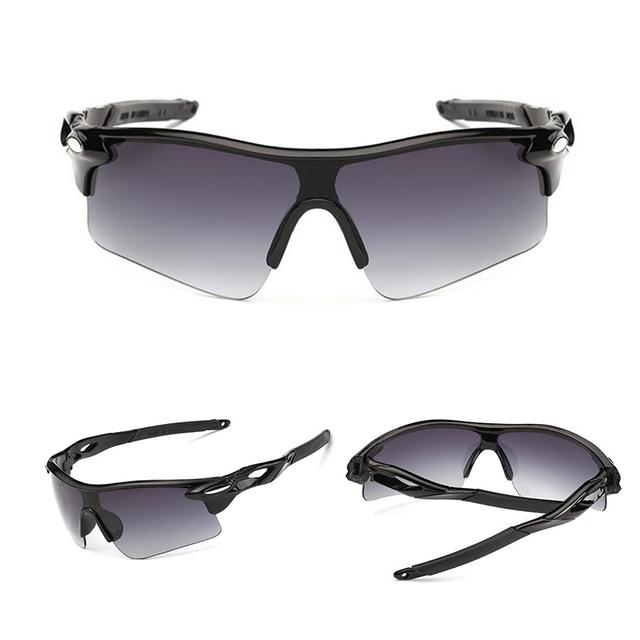 Men and Women Quality PC Glasses Anti-Uv Sunglasses Classical Glasses Hiking Eye Wear