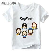 Deep Purple Kids T Shirt