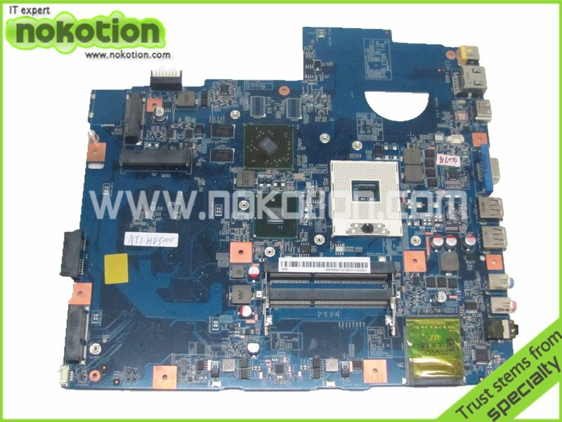 MBPMG01001 Laptop font b motherboard b font For Acer Aspire 5740 MB PMG01 001 48 4GD01