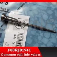 F00RJ01941 Diesel Fuel Injector Common Rail Control Valve Set F 00R J01 941 F00R J01 941 FooRJ01941 for 0445120121