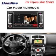 Для Toyota Urban Cruiser 2006~ 2010 2011 2012 2013 автомобиля Android gps навигации HD Экран стерео радио ТВ DVD плеер