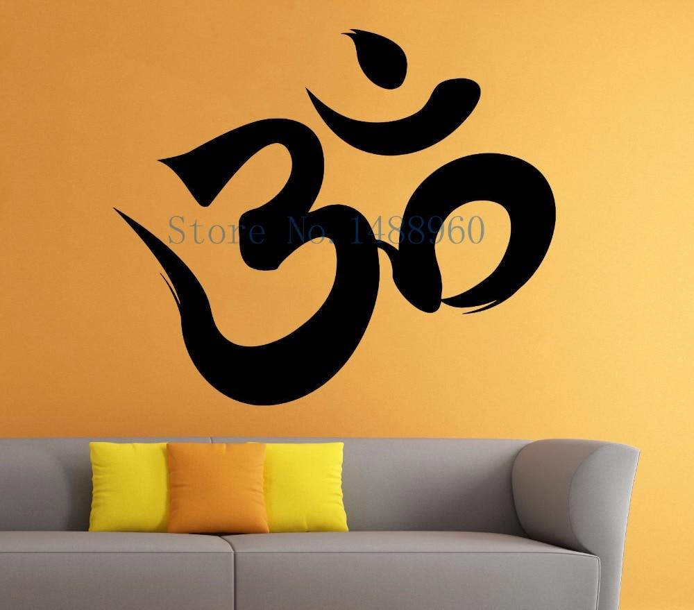 ΞE297 hamsa Yoga Mandala Indian Mehndi Buddha oum OM Symbol Mascot ...
