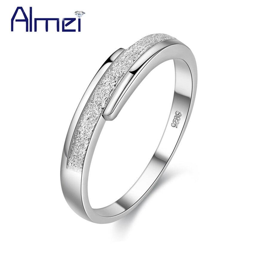 Perjanjian terbaik ) }}Almei 15%Off Silver Color Ring for