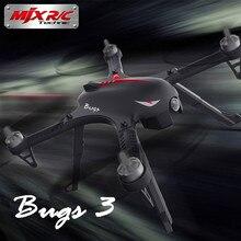 MJX Brushless Bugs 3 B3 RC Quadcopter 2.4G 4CH 6-Axis Gyro Drone dengan Kamera Mount untuk Gopro/Xiaomi/Xiaoyi Kamera Mainan untuk anak