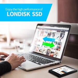 Image 4 - LONDISK SSD 120GB 240GB 480GB SATA hdd disco duro interno de estado sólido ssd Sata3 2,5 para ordenador portátil de escritorio