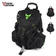 MOTOCENTRIC Motorcycle Bag Waterproof Motorbike Backpack Helmet Luggage Moto Tank Racing