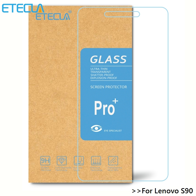 3Pcs For Lenovo S90 Tempered Glass Lenovo S90 Glass S 90 S90a S90-a S90t Screen Protector 0.33mm HD Transparent Glass Film