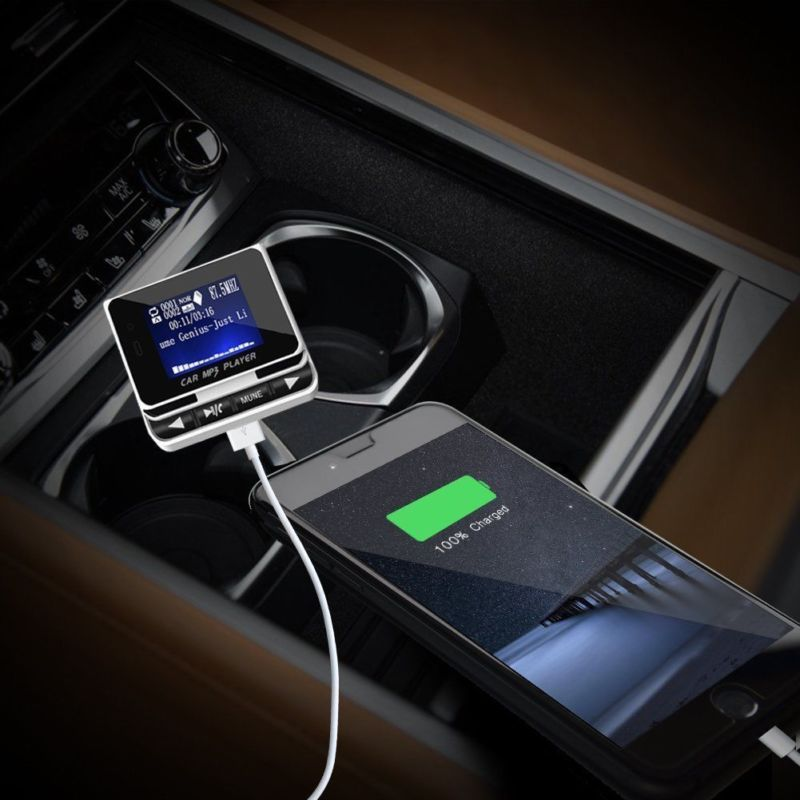 Vehemo Bluetooth ресивер FM-адаптер FM передатчик AUX Стерео хэндс-фри Набор для автомобильные аксессуары Автомобильный fm-передатчик Портативный музыка