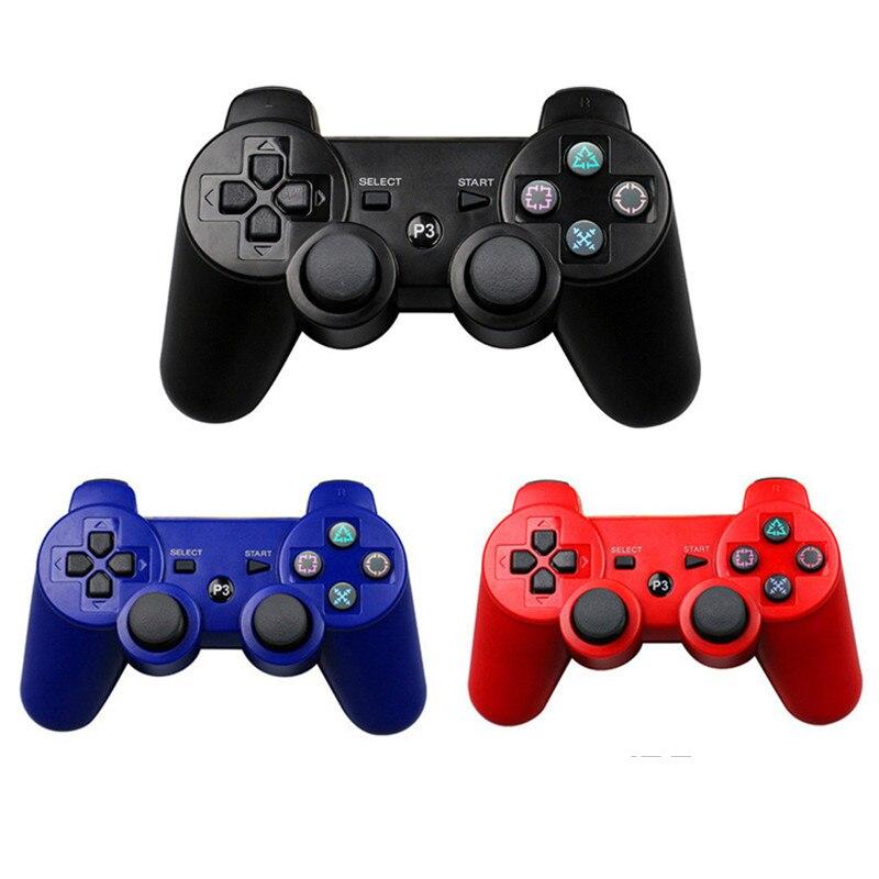Sem fio Bluetooth Gamepad Controlador de joystick Para O controlador Para Playstation 3 Para PS3 PS3 Gaming