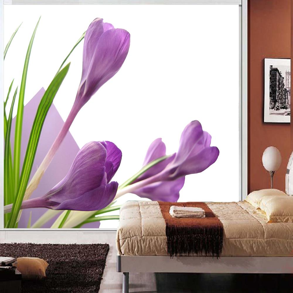 Purple Flower Wallpaper For Bedroom Online Buy Wholesale Purple Bedroom Furniture From China Purple