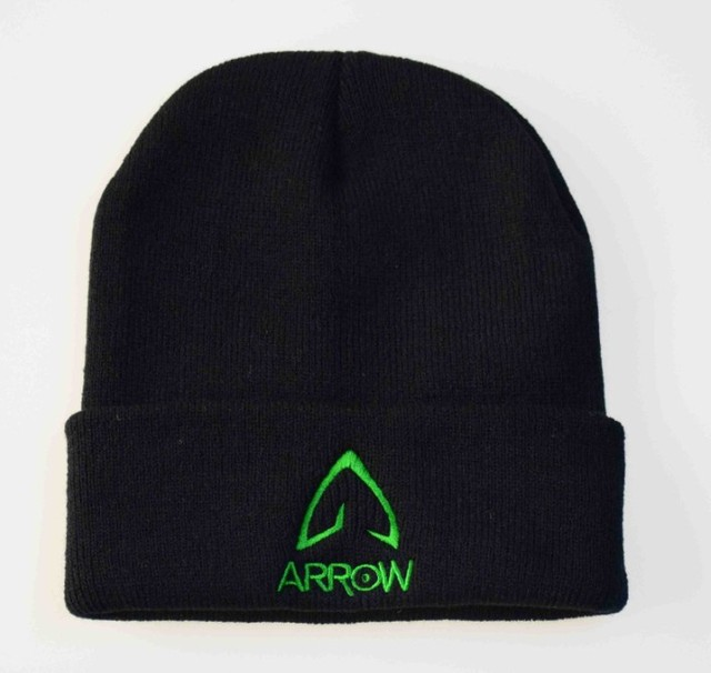 445861dd2e0 Fashion Free shipping 2015 Green Arrow Man Beanies Hats Hip-Hop acrylic  winter Cotton knitted warm caps hat for man and women