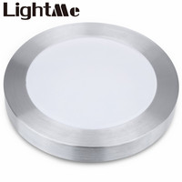 High Quality Art Deco Style Ceiling Lighting Round Single Side 12W LED Ceiling Light Living Room