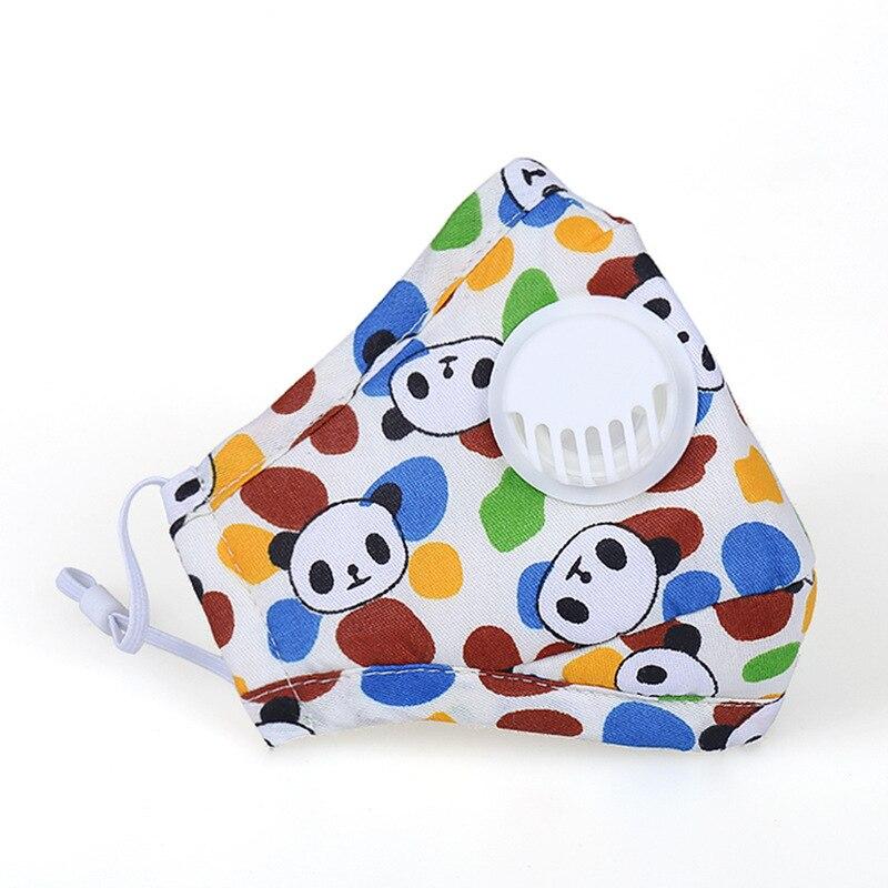 5 Teile/paket Kinder Cartoon Warme Thermische Masken Pm2.5 Anti-nebel Und Dunst Masken Masken Kinder Atmungsaktive Holzkohle Kaufen Sie Immer Gut Bekleidung Zubehör