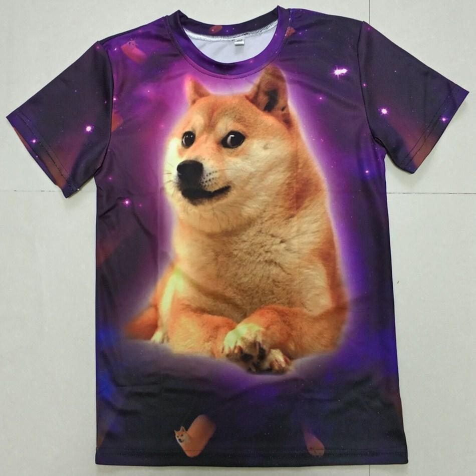 Husky Face Dog Unisex-Child T Shirt Baby Toddler Tee Round-Neck Short Sleeve Shirt