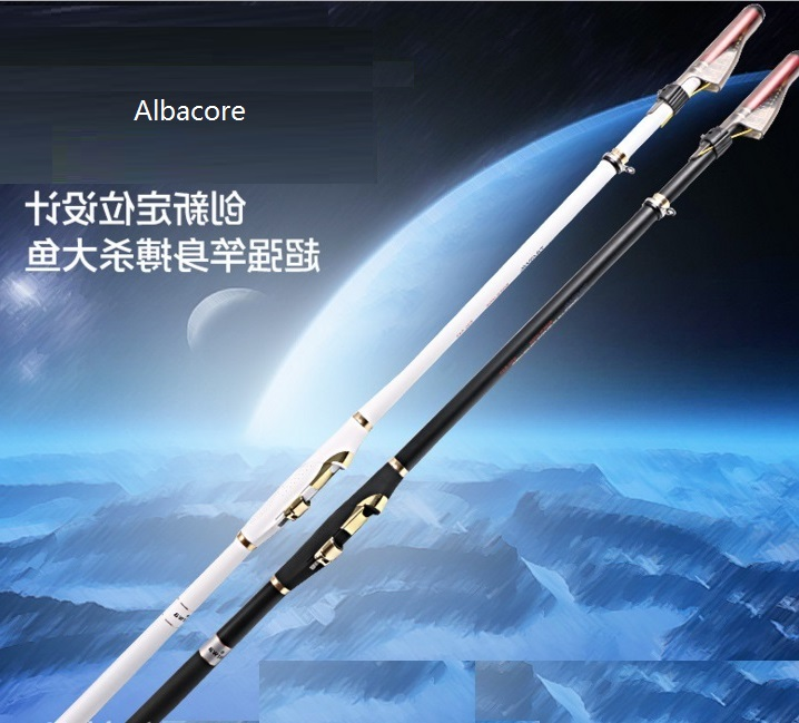 Albacore rock fishing Rod Length may be changed very convenient suitable for wild river fishing quality assurance